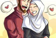 anime muslim women - Google Search