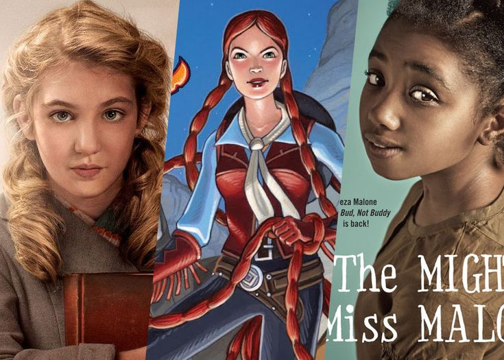 Forget pop stars and drama queens! Full of perseverance, principles, and pluck, these 10 literary characters make great role models for strong young women.