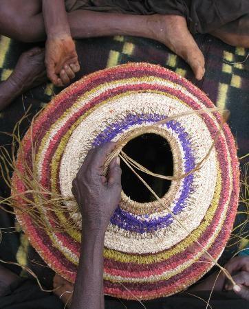 Tjanpi desert weaves Australië