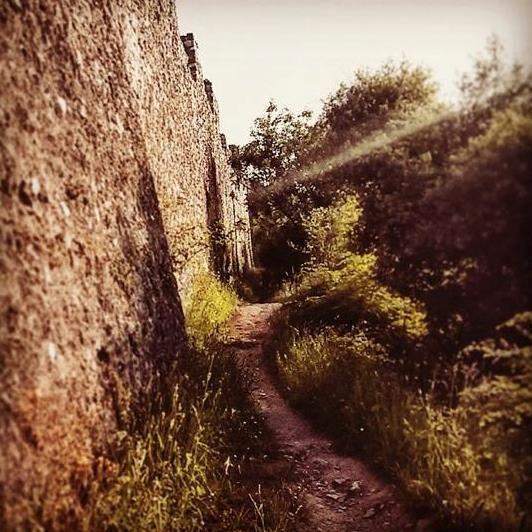 Platamon Castle, Pieria, Greece! Photo: Christina Chatzara