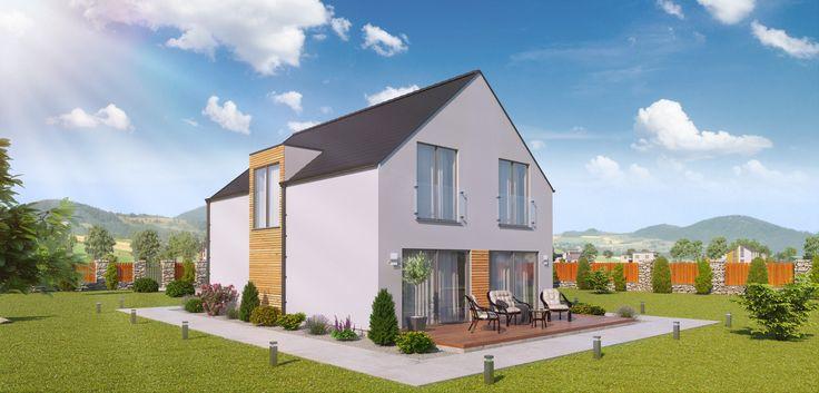 Získejte kvalitní dům na klíč s garancí mezinárodních all-inclusive standardů za cenu českého nájmu. Rodinný dům na klíč - Dům na klíč 15. 5+1. 170 metrů.