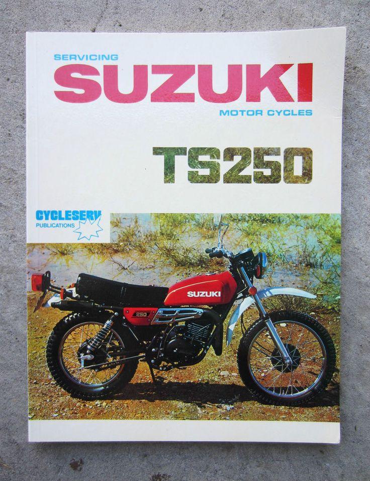 Suzuki Ts 250 manual