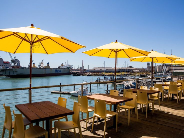 All the best patios for when Karl the Fog goes on vacation