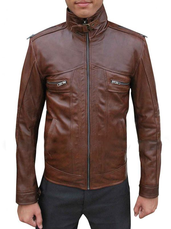 Dead Rising Watch Tower Jesse Metcalfe Leather Jacket Now Available in our Store.
