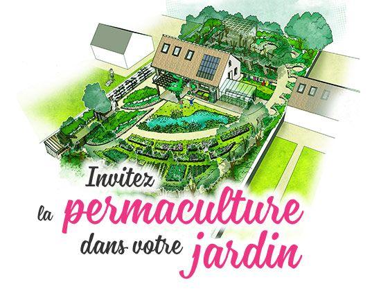 Toute l'abondance de la permaculture chez vous, sur 12m2 et en un week-end…   PermacultureDesign