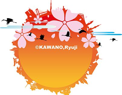 """Check out new work on my @Behance portfolio: """"Japan tourism"""" http://be.net/gallery/51404305/Japan-tourism"""