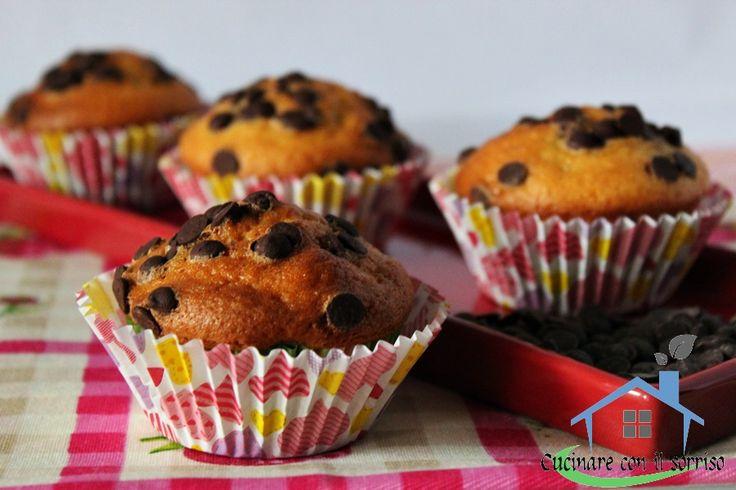 Muffin gocciolati