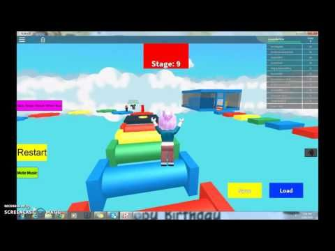 playing roblox- spongebob part 1 - YouTube
