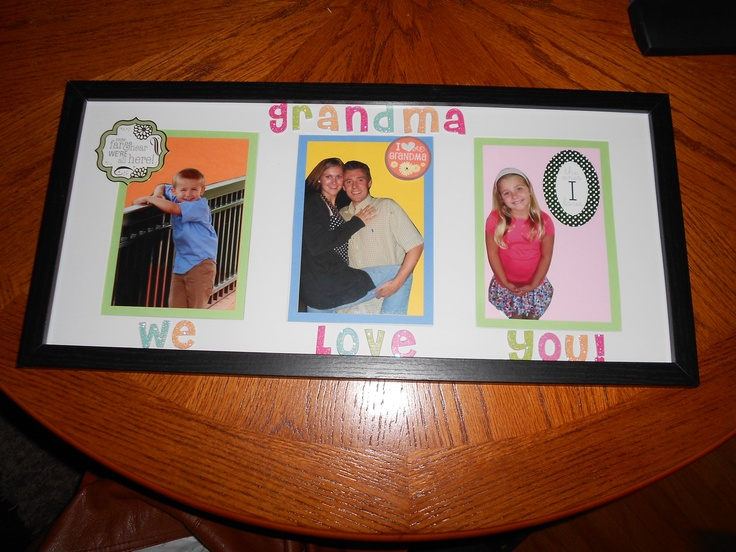 Mothers/Grandmothers day gift