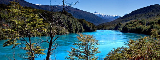 Baker River, Chile. Beautiful!