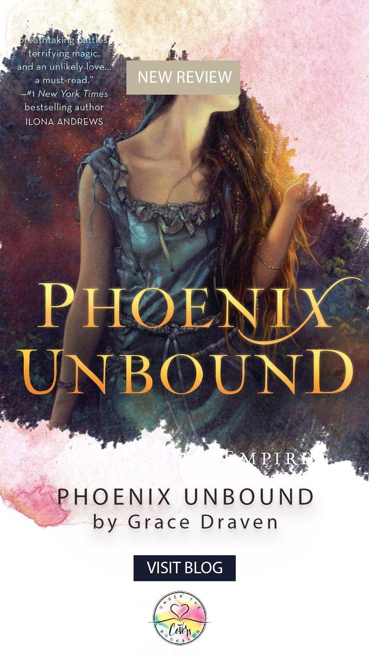 ARC Review Phoenix Unbound by Grace Draven Book review