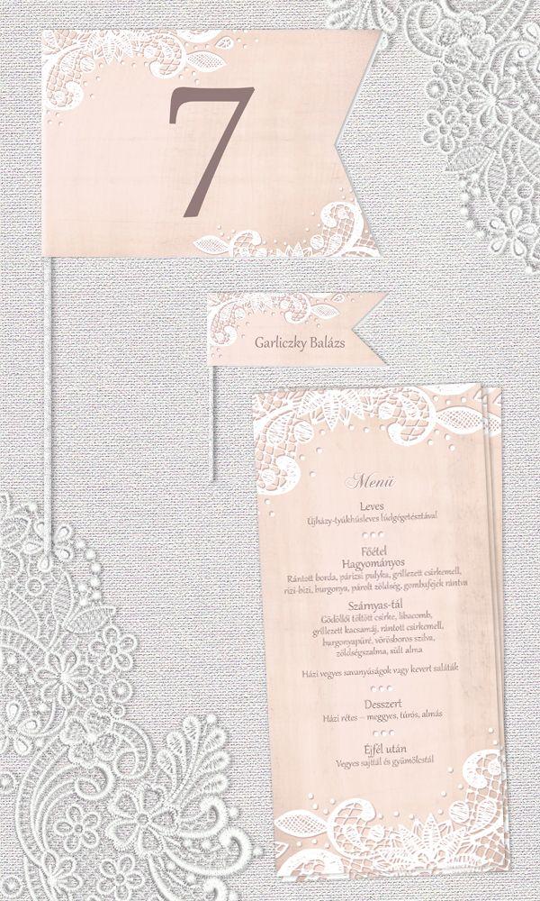 ultetokartya menukartya inspiracio eskuvoi grafika fooldal eskuvoi grafika , slider csipkés esküvő