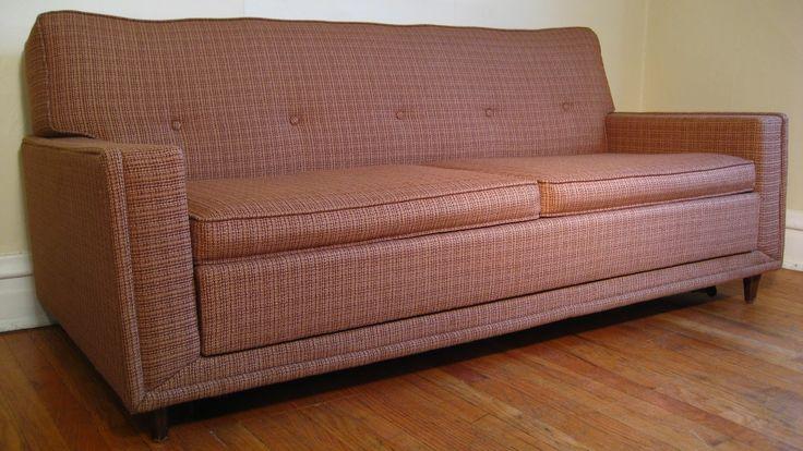 Antique Pullman Sleeper Sofa