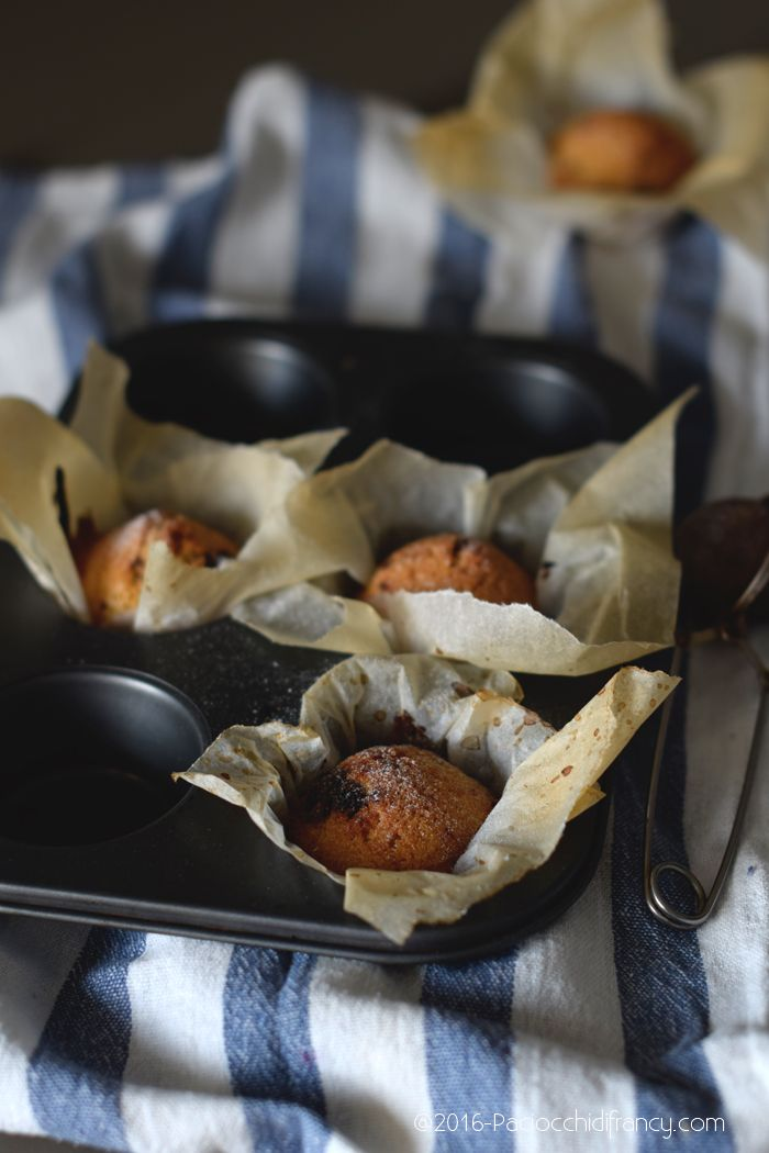 Paciocchi di Francy: Muffins con cioccolato al caffè