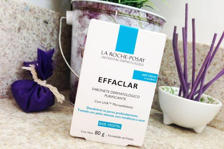Effaclar Sabonete  Dermatológico Purificante - La Roche Posay