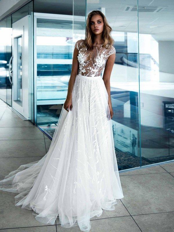 3576caadd10 Самые модные выпускные платья 2019-2020 года  фото