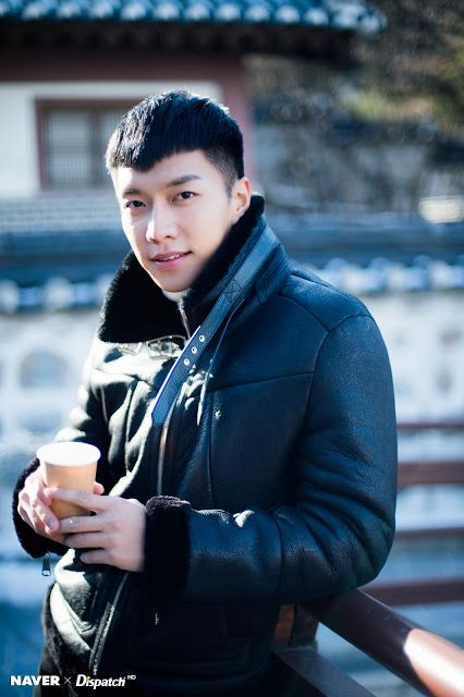 Devilspacezhip: [HD Photo] 171211 Lee Seung Gi at TVN Drama Hwayug...