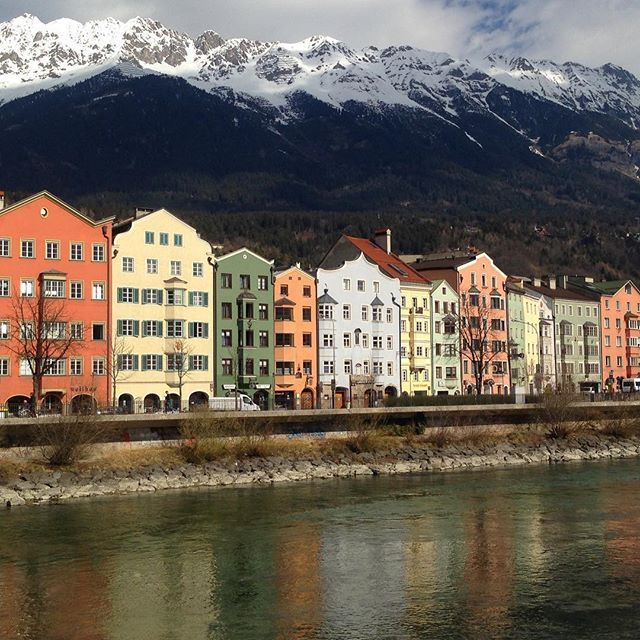 / Innsbruck is a friendly place to live  . . . . . #austria #innsbruck #beautifulplace #mountains #skiing #travelphotography #travelblogger #travel #travelling #adventureculture #takemethere #instagood #instapassport #instatravel #instagram #europe #winter #love #ilovetravel #welovetravel #architecture #cities #couplegoals #couple #travelcouple #meettheworld