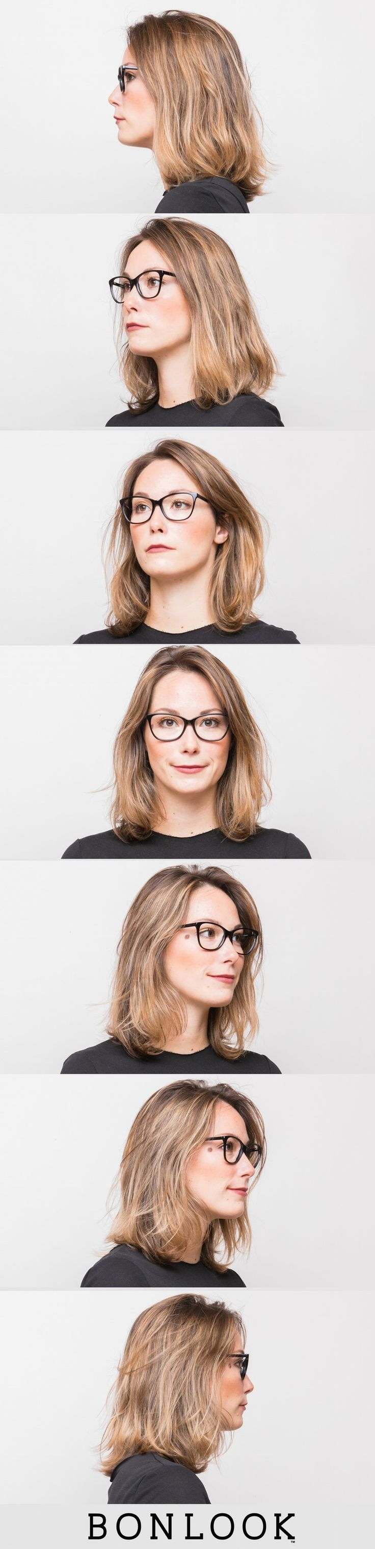 Flair Onyx - Flair is the perfect eyewear for the one's that have a natural instinct for fashion. Versatile and trendy, these frames will fit every face shape with elegance.