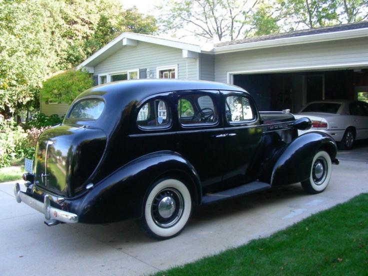 4 door 1936 oldsmobile cars pinterest
