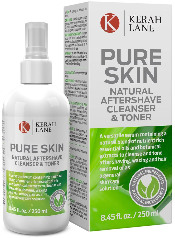 Pure Skin - Natural Toner & Cleanser 250mL