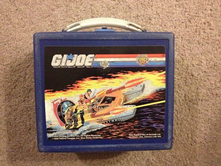 1988 GI Joe Aladdin Lunch Box by RetroToysAndMore on Etsy https://www.etsy.com/listing/183950885/1988-gi-joe-aladdin-lunch-box