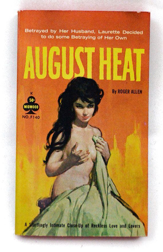 Publishers of vintage sex novels