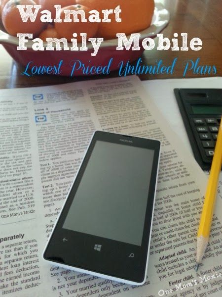 Use Your Tax Refund to try Walmart #FamilyMobile and #MaxYourTax #SoFab #shop