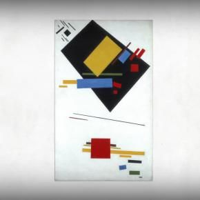 Video: Kazimir Malevich and the Russian Avant-Garde - till February 2, 2014 at Stedelijk. http://www.arttube.nl/en/video/Stedelijk/Kazimir_Malevich