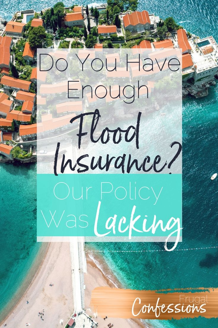Worried about flood damage in your home? Wondering if flood insurance is for you (or if your own policy is adequate enough, especially after watching Houston go through Hurricane Harvey)? I audit our own flood insurance policy and find out that, honestly, it would not have been enough. | http://www.frugalconfessions.com/financial-health/flood-insurance-crash-course-part-3-how-would-we-have-fared-financially.php
