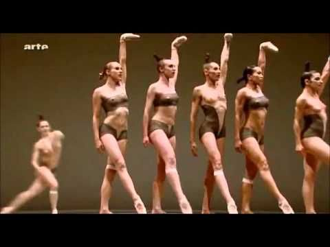 Body Remix-Goldgerg Variations (small excerpts)  Modern Ballet, obsessed.