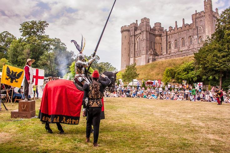 There is nearly 1,000 years of history at the Arundel Castle, situated in magnificent grounds overlooking the River Arun in West Sussex and built a...