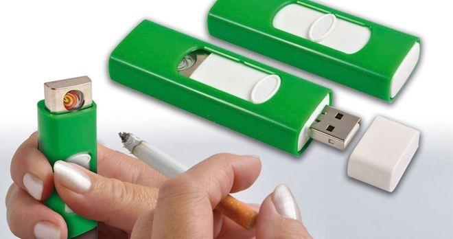 Accendino USB - 14434 - Tecnologia ed Accessori - Euthema srl - Casalpusterlengo