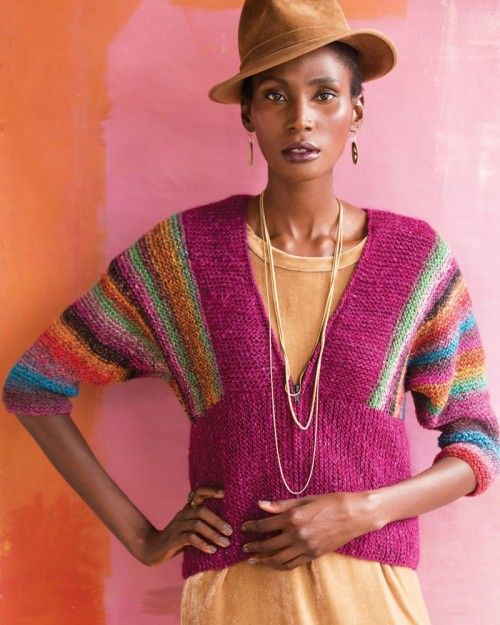 Pattern PDF download from Noro Magazine