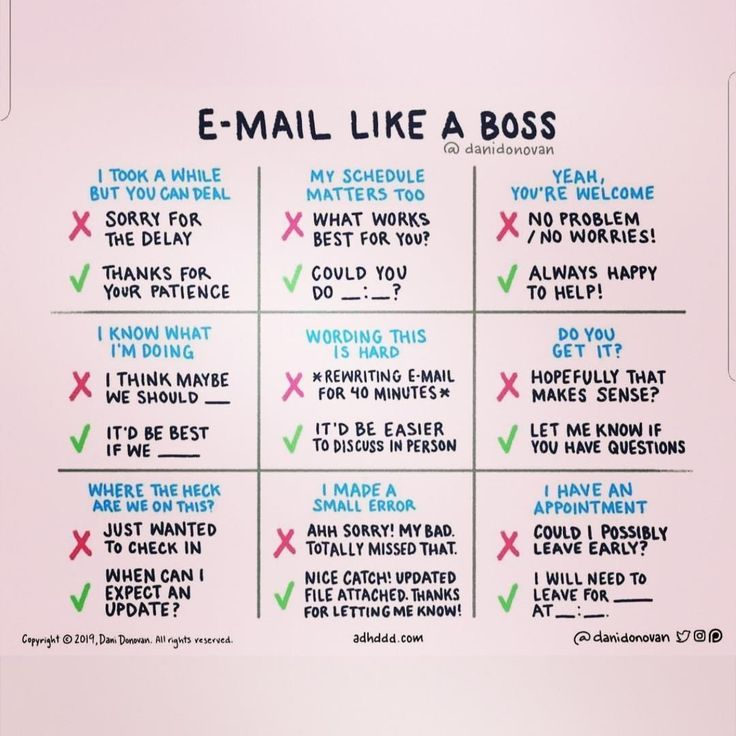 How To Write E Mails Like A Boss And Sound More Professional