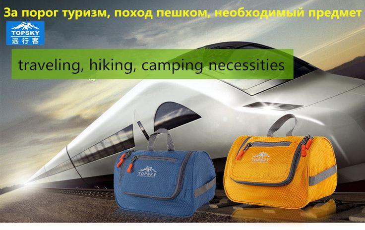 Topsky Outdoor wash bags sport bag Cosmetic bag Men women coach handbags sports bags Tourism supplies necessary Free Shipping