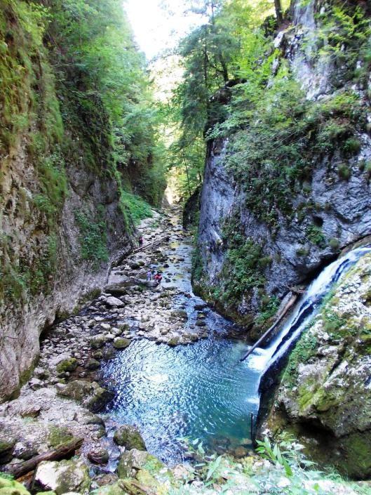 cheile galbenei   Apuseni mountains Romania Carpathians