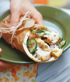 Grilled Chicken Tzatziki  (The cucumber relish recipe alone is worth pinning.): Tzatziki Wrap, Sauce Recipes, Cucumber Relish, Grilled Chicken, Cucumber Sauce, Chicken Tzatziki