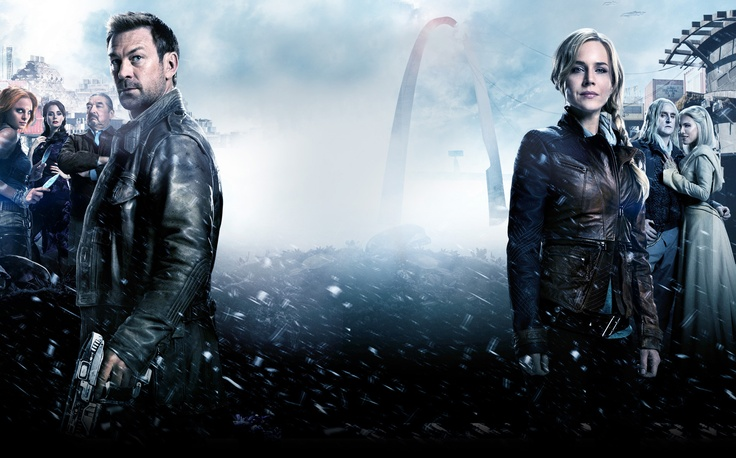 Defiance TV Series syfy