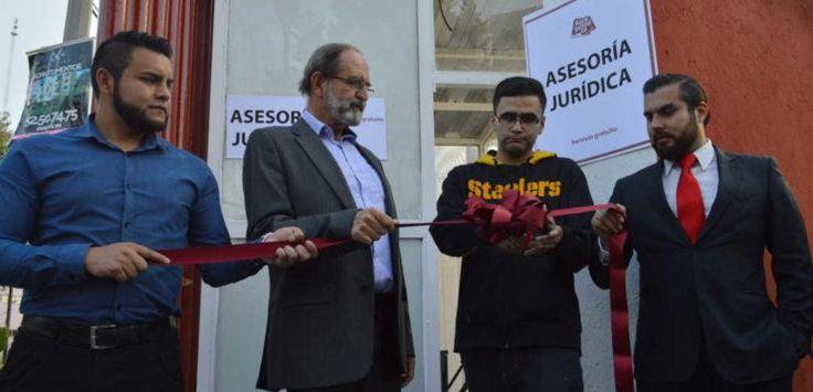 Se inaugura el primer Módulo de Asesoría Jurídica Gratuita en Azcapotzalco