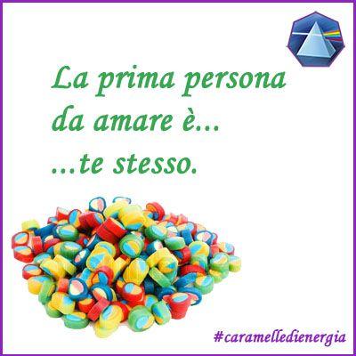 #caramelledienergia #lauragipponi #autostima   http://www.lauragipponi.com/la-prima-persona-da-amare/