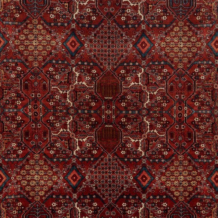 MEY MEH Velvet Carpet Print wallpaper