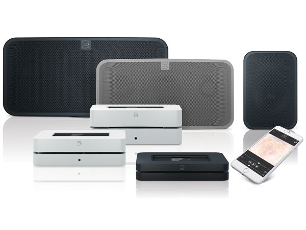 Bluesound Updates High-Res Audio Lineup with Gen 2 All six of the wireless multiroom products are designed to fully support high resolution audio.