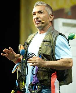 Cesar Millan, the Dog Whisperer, is touring Canada in November 2012!