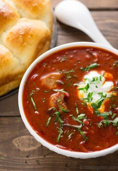 Step by steps instructions for how to make borscht the traditional Ukrainian way. Garlic rolls take this dish to a whole new level. Alternative borscht recipes included.