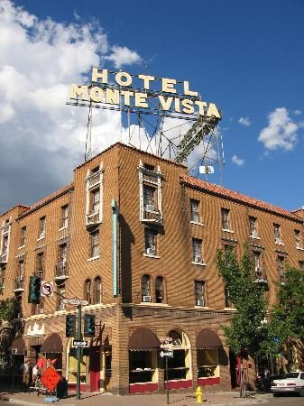Hotel Monte Vista (Flagstaff, AZ) - Hotel Reviews