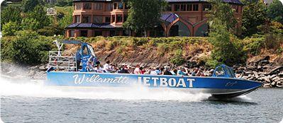 Willamette Jet Boats