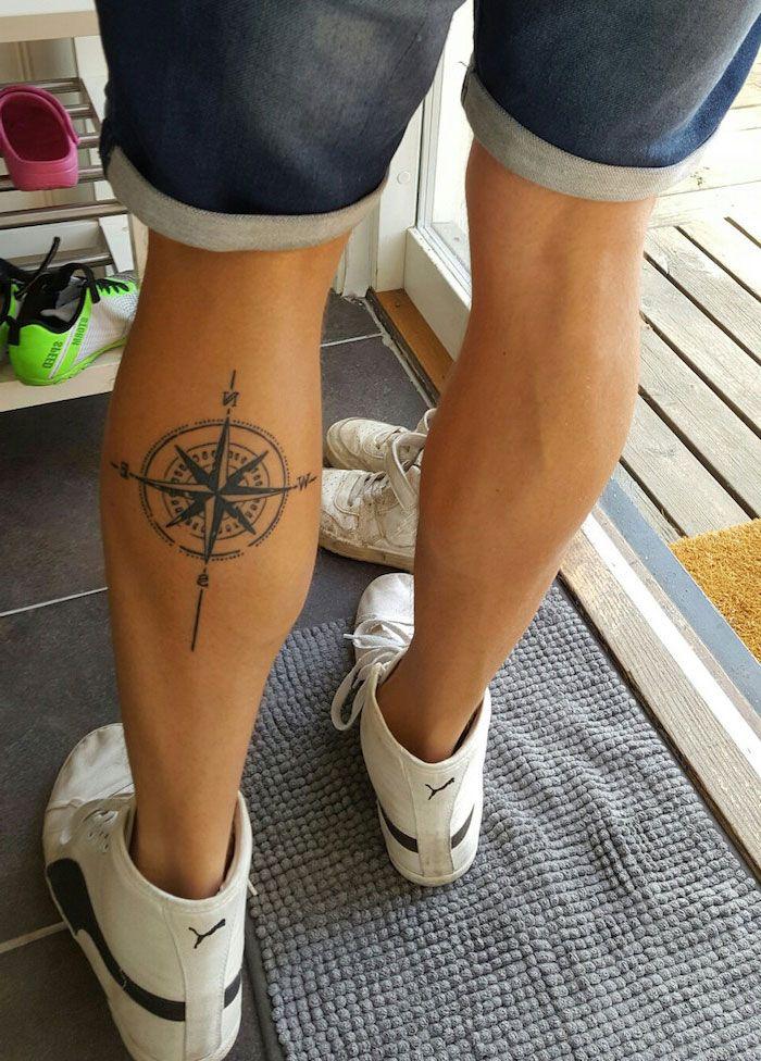 40 Incroyable Tatouage Mollet Homme Tatouage Mollet Homme Tatouages Mollet Tatouage