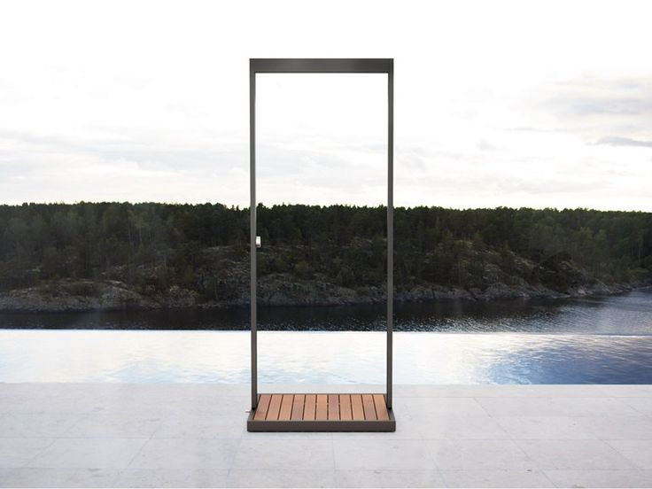 Садовый душ Коллекция Garden by Röshults | дизайн BRDA - BROBERG & RIDDERSTRÅLE
