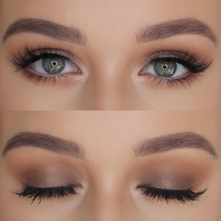 Deets ✨ -------------------- @anastasiabeverlyhills Brow Wiz  @makeupgeekcosmetics Beaches & Cream, Desert Sands, Latte and Americano  @lauramercier Editorial Eyeshadow Palette  @lillylashes J_Make_Up Lashes  @benefitcosmeticsuk They're Real Mascara